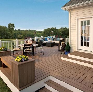 NEW Deck Design Idea screenshot 6