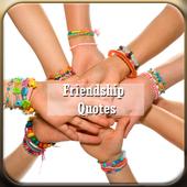 Friendship Wallpaper Quotes icon