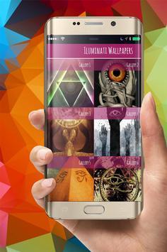 Iluminati Wallpapers 8K poster