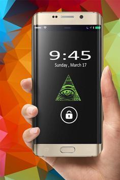 Iluminati Wallpapers 8K apk screenshot