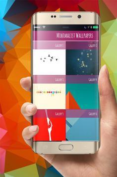 Minimalist Wallpapers screenshot 8