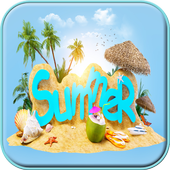 Summer Time Wallpapers 8K icon