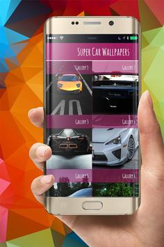 Supercar Wallpapers 8K poster