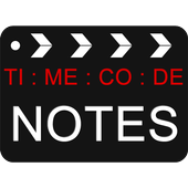 Timecode Notes icon