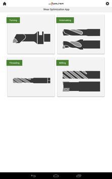 Walter Wear Optimization apk screenshot