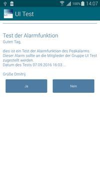 peakalarm screenshot 3