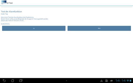 peakalarm screenshot 7