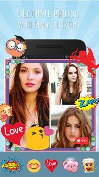 Face Collage Layout - PIP apk screenshot