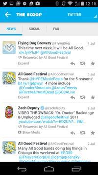 The All Good Music Festival apk screenshot