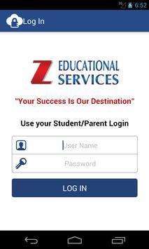 Z Educational Services screenshot 1