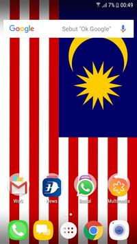 Wallpaper Malaysia poster