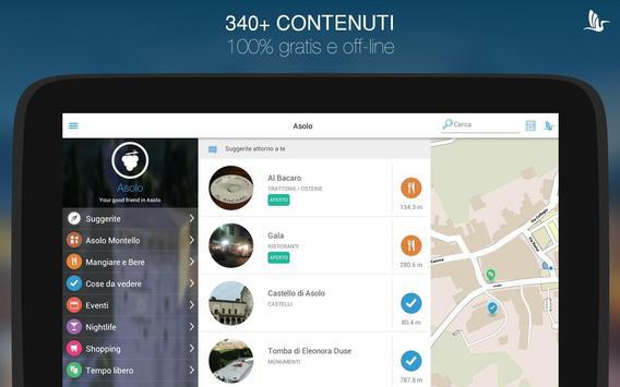 Guida Prosecco Asolo screenshot 5