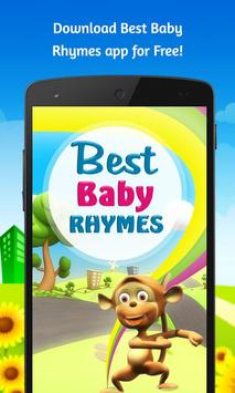 Best Baby Rhymes poster