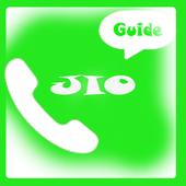 New Guide Jio4GVoice icon