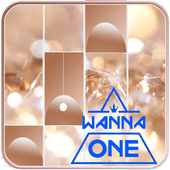 Wanna One Piano Tiles Music icon