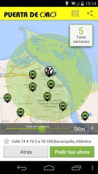 Taxi Puerta de Oro screenshot 2