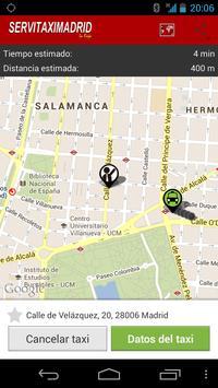 Servitaxi Madrid screenshot 4