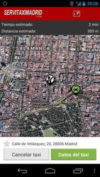 Servitaxi Madrid screenshot 5