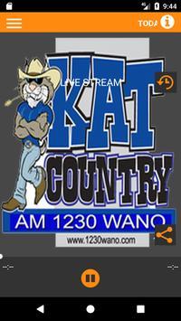 WANO Kat Country poster