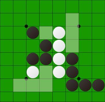 Simple Reversi screenshot 1