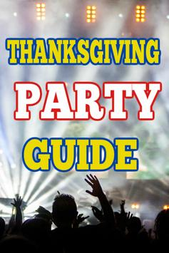 Thanksgiving Party Guide screenshot 1