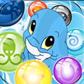Bubble Shooter : Baby Sharks Pop icon