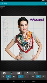 Wizard Photo Editor apk screenshot