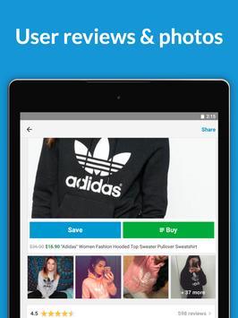 Wanelo Shopping apk screenshot