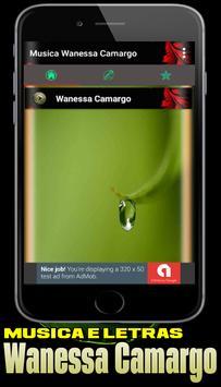 Wanessa Camargo As Melhores Musica Mp3 Letras screenshot 1