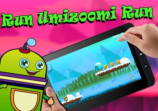 Run Adventure For Little Umizoomi Games apk screenshot