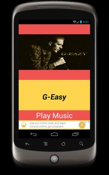 G-Eazy (Songs Mp3) poster