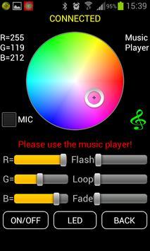 Smart iLED apk screenshot