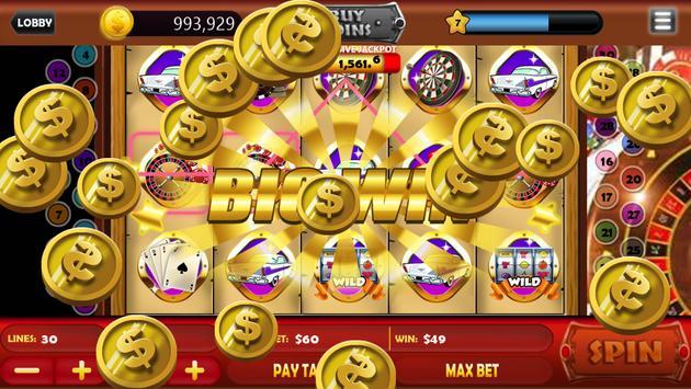Vegas VIP Grand Slots Machines screenshot 1