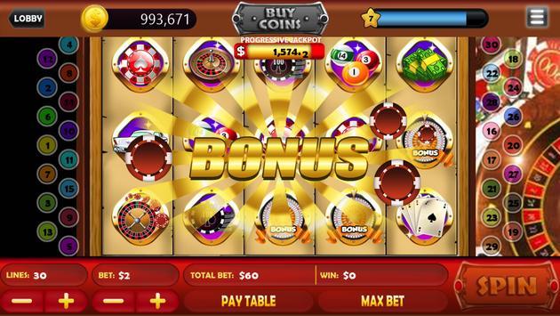 Vegas VIP Grand Slots Machines screenshot 2