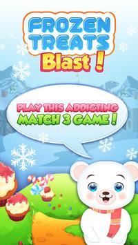 Frozen Treats Blast poster