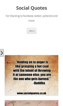 angry quotes master poster
