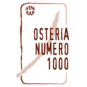 Osteria Numero 1000 icon