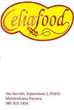 Celiafood poster