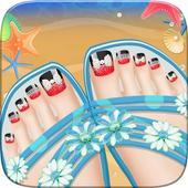 Foot Spa Salon - Kids Games icon