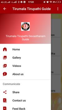 Tirumala Tirupathi Devasthanam Guide screenshot 1