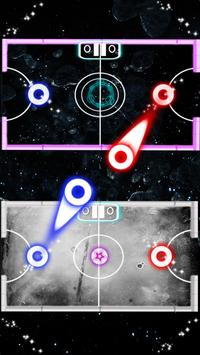 Hockey Puck 2 Player screenshot 1