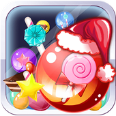 Puzzle Bubble-Merry Christmas icon