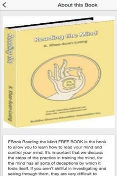 EBook Reading the Mind FREE BOOK screenshot 2