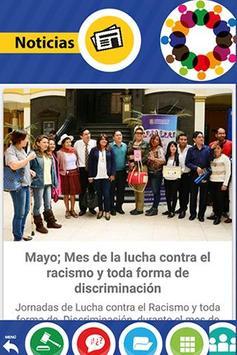 No racismo apk screenshot