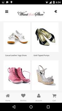 Want That Shoe screenshot 1