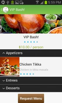 inChefs Android app screenshot 3