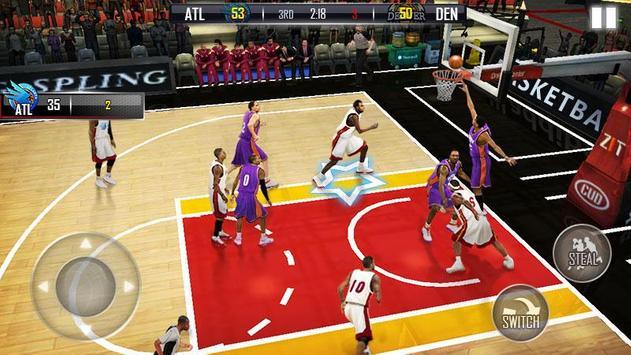 Basket populer screenshot 1