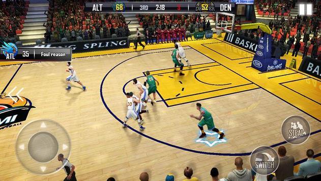 Basket populer screenshot 2