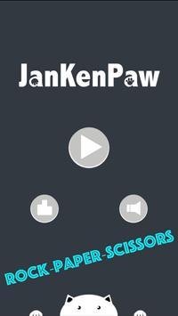 JanKenPaw poster