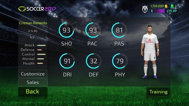 Soccer 2018 apk screenshot
